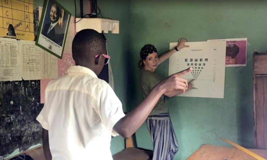 Gafas Campaña Uganda nergroup